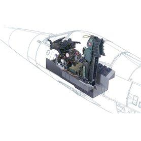 Italeri 2991 1/12 F-104 G COCKPIT