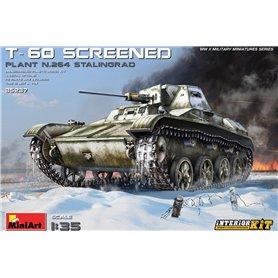 Mini Art 35237 T-60 Screened (Plant No. 264 Stalingrad) Interior Kit