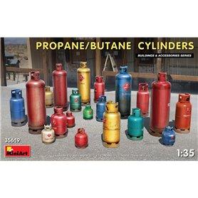 Mini Art 35619 Propane/Butane Cylinders
