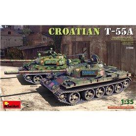 Mini Art 37088 Croatian T-55A