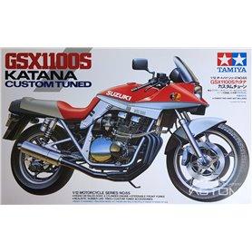 Tamiya 1:12 Suzuki GSX1100S Katana - CUSTOM TUNED