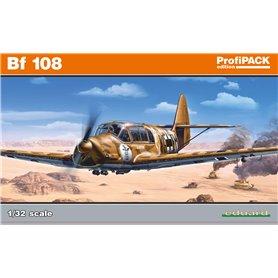Eduard 1:32 Messerschmitt Bf-108 - ProfiPACK