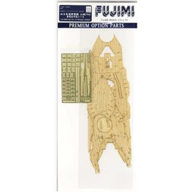 Fujimi 113401 IJN Yamashiro Wooden Deck Sticker