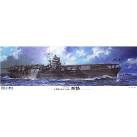 Fujimi 600512 1/350-SP 1/350 IJN Aircraft Carrier Shokaku (Outbreak of War/ with Carrier-Based Plane 63 Pieces)