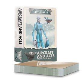 A/I:AIRCRAFT & ACES TAU AIR CASTE CARDS