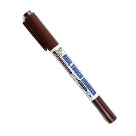 Mr.Hobby REAL TOUCH MARKER GM407 - BROWN 1