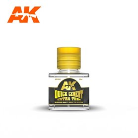 AK Intertive QUICK CEMENT EXTRA THIN