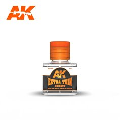 AK Interactive 12002 Klej do plastiku EXTRA THIN - CEMENET - 40ml