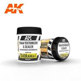 AK Interactive AK-8039 FOAM PASTE 250ml
