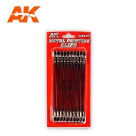 AK Interactive AK-9127 Metal Painting Clips