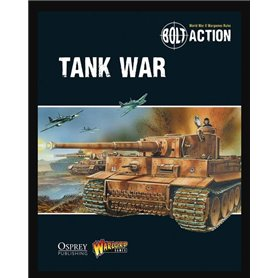 Bolt Action Książka TANK WAR