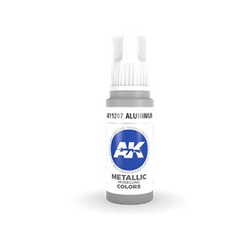 AK 3rd Generation Acrylic Aluminium 17ml