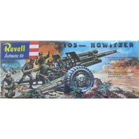 Revell H539 POJAZD 105MM HORWITZER