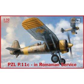 IBG 32002 P11C Romanian Service