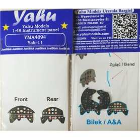 Yahu Models 1:48 Yak-11 dla Bilek / A&A
