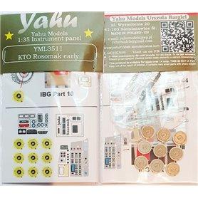 Yahu Models 1:35 KTO Rosomak early dla IBG