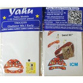 Yahu Models 1:32 Gladiator I dla ICM