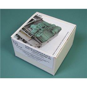 Eureka XXL 1:35 Zestaw dodatków do Sturmgeschutz Stug.III Ausf.G