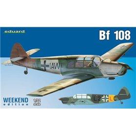 Eduard 1:32 Messerschmitt Bf-108 - WEEKEND edition