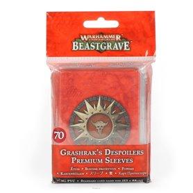 Warhammer Underworlds Grashrak's Despoilers Premium Slvs