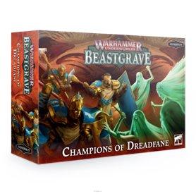 Warhammer Underworlds Champions Of Dreadfane