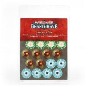 Warhammer Underworlds Beastgrave: Counter Set