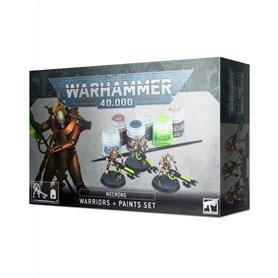 Warhammer 40000 NECRONS PAINT SET +