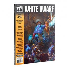 Magazyn WHITE DWARF – lipiec 2020 - wersja angielska nr.455