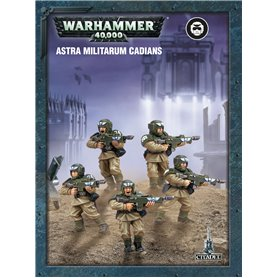 Imperial Guard Cadians