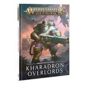 Battletome: Kharadron Overlords Eng