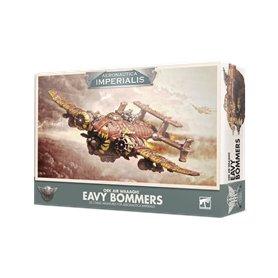 Aeronautica Imperialis Ork Air Waaagh! `EAVY Bommerz