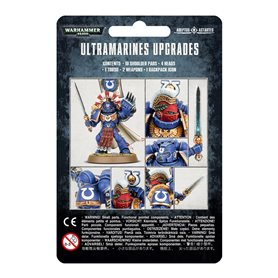 Ultramarines Upgrades