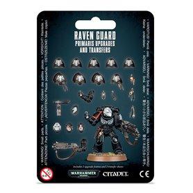 Raven Guard Primaris Upgrades & Transfrs