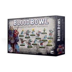 Blood Bowl: Gwaka`moli Crater Gators