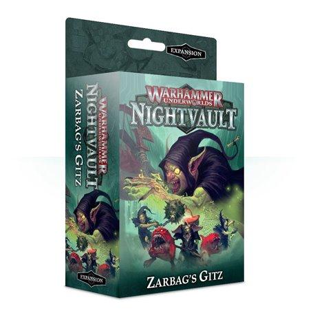 Warhammer Underworlds: Zarbag`s Gitz