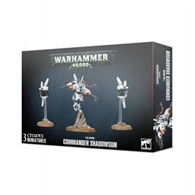 Tau Empire: Commander Shadowsun