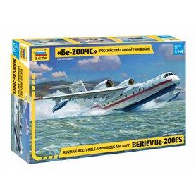 Zvezda 7034 1/144 Be-200 Amphibious Aircraft