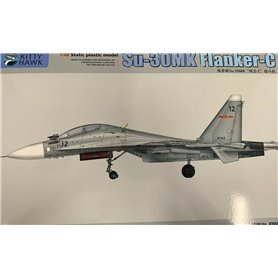 Kitty Hawk 80169 Su-30 MKK Flanker-D