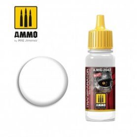 Ammo of MIG Transparator Matte 17ml