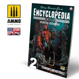 Ammo of MIG ENCYCLOPEDIA OF FIGURES vol. 2 EN