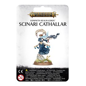 Lumineth Realm-Lords Scinari Cathallar