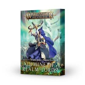 Warscroll Lumineth Realm-Lords