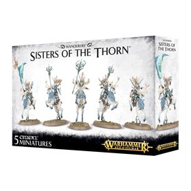 Wood Elf Sisters of The Thorn / Wild Riders