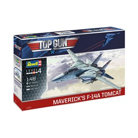 Revell 03865 Top Gun Maverick's F-14A Tomcat