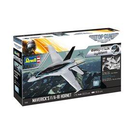 Revell 1:72 TOP GUN MAVERIC F/A-18 Hornet - EASY-CLICK SYSTEM
