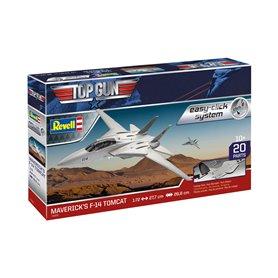 Revell 1:72 TOP GUN MAVERIC Grumman F-14 Tomcat - EASY-CLICK SYSTEM