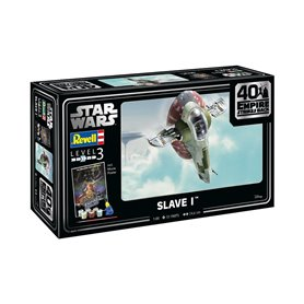 Revell 05678 Slave I Gift Set - (The Empire Strikes Back 40th Anniversary)