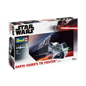 Revell 66780 Star Wars Darth Vader's TIE Fighter Sci-Fi