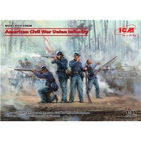 ICM 35020 American Civil War Union Infantry