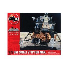 Airfix 1:72 Lądowanie Apollo 11 na Księżycu Gift Set